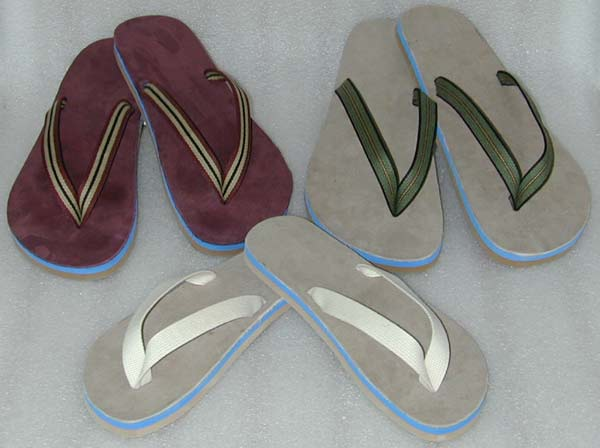 C&C FLIP FLOPS -ALL NATURAL MATERIALS TOUCHING YOUR FEET!